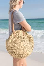 <b>Beach Bag</b> Trends for Summer <b>2018</b> - Jamie Kamber   <b>Straw beach</b> ...