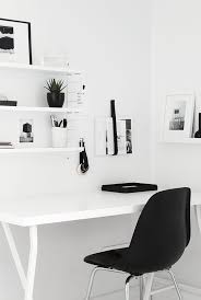 charles eames black and white office