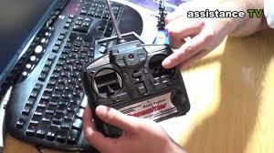 Как управлять <b>радиоуправляемым Вертолетом</b> - YouTube