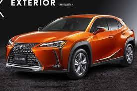 Ателье <b>Modellista</b> подготовило стайлинг-комплекты для Lexus UX