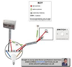 one way light switch wiring diagram  diagrams click on the desired    one way light switch wiring diagram