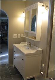 white mirrored bathroom wall cabinets: bathroom fair picture of small white bathroom decoration with