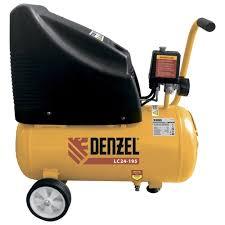 Стоит ли покупать <b>Компрессор безмасляный Denzel LC</b> 24-195 ...