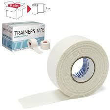 <b>Тейп</b> спортивный <b>Rehab Trainers Tape</b>, арт.TT03, хлопок ...
