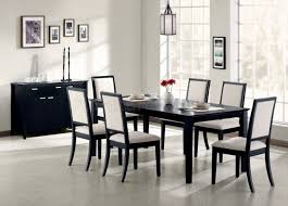 modern dining table decor ideas ideas great dining room decorating ideas white chair black table breakfast room furniture ideas