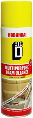 Очиститель для всех видов тканей <b>Big D</b> 500 мл, цена 58 грн ...