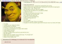Shrek is Love, Shrek is Life | Know Your Meme via Relatably.com