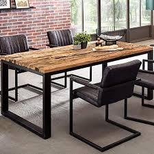 Wohnling Dining <b>Table</b> Bellary <b>180X90X76</b> cm Dining Room <b>Table</b> ...