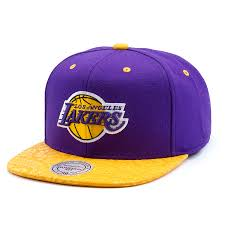 <b>Бейсболка Mitchell & Ness</b> Nba Los Angeles Lakers <b>Paisley Print</b> ...