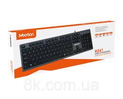 <b>Клавиатура Meetion MT-K841</b> Ultra Thin Wired Keyaord: продажа ...