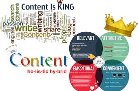 Content Is King For Search Engine Ranking