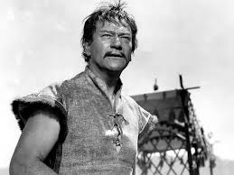 Image result for images of the john wayne film the conqueror
