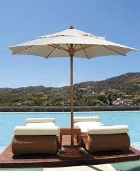 umbrellas amazoncom patio furniture