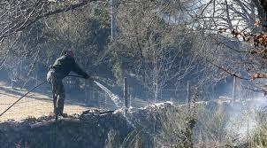 Interdiction d'emploi du feu en Corse-du-Sud