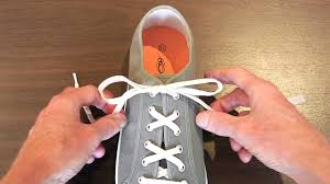 Ian's Secure Shoelace Knot tutorial - Professor Shoelace - YouTube