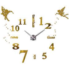 kitchen clock d font diy