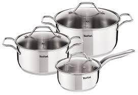 <b>Набор посуды</b> Tefal Intuition A702S685 <b>6</b> пр. — купить и выбрать ...