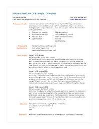 assistant cv sample uk  tomorrowworld co   sample cv kitchen assistant catering assistant cv sample kitchen catering environment kitchen assistant cv example by   assistant cv sample