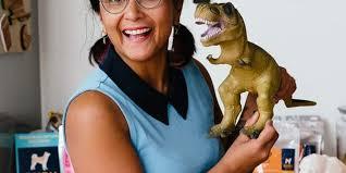 Tina Rexing | <b>T</b>-<b>Rex</b> Cookie