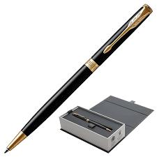 """Купить <b>Ручка шариковая PARKER """"Sonnet</b> Core Lacquer Black GT ..."""