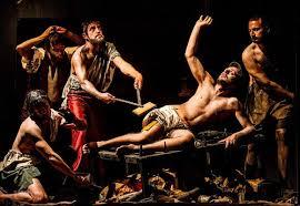 Risultati immagini per martirio de san lorenzo