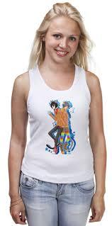 <b>Майка классическая Nyan</b> Cat & Tac Nayn T-shirt #675140 от fumi ...
