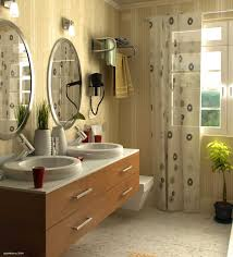 ideas bathroom tile color cream neutral: contemporary bathroom with neutral tones and floating vanity also bathroom curtain ideas neutral bathroom ideas contemporary bathroom with neutral tones