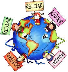 Resultado de imagen de dibujo reciclaje