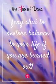 dealing feng shui: adrenal fatigue is a big deal and while the treatments are the purview of doctors