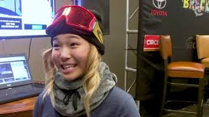This 17-year-old phenom could be the <b>Shaun White</b> for <b>women</b> ...