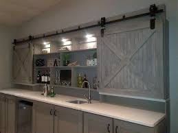 Sliding Barn Doors Architectural Accents Sliding Barn Doors For The Home
