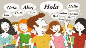 Resultat d'imatges de multilingue