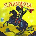 El Plan de Ayala