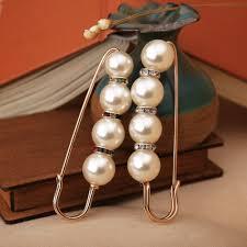 Big Beads 8 Chakra OneckOha Simulated <b>Pearl Brooch Pin</b> Dress ...