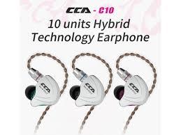 Get CCA C10, KZ AS06 And <b>KZ ZS3E Earphones</b> For Slashed ...