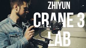 Обзор <b>стабилизатора Zhiyun CRANE 3</b> LAB | ZY-tech.com.ua ...
