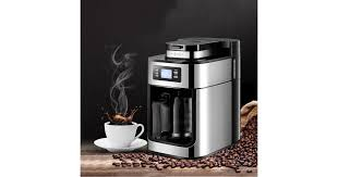 1000W Auto <b>Coffee Machine Drip American</b> Espresso Drink Maker ...