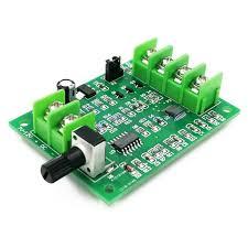<b>5V</b>-<b>12V DC Brushless</b> Driver Board Controller For Hard Drive <b>Motor</b> ...