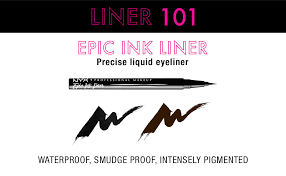 NYX PROFESSIONAL MAKEUP Epic Ink Liner ... - Amazon.com