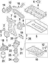 parts com® ford escape engine parts oem parts 2011 ford escape limited l4 2 5 liter gas engine parts