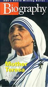 Amazon.com: Biography - Mother Teresa: A Life of Devotion [VHS ...