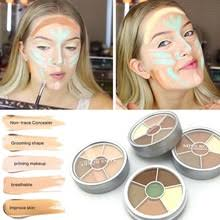 6 Цвет <b>камуфляж Корректоры</b> для <b>лица</b> для смуглой кожи полное ...