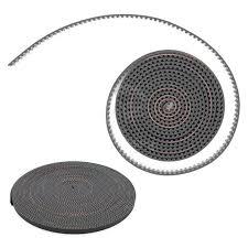 <b>Mayitr 1pc</b> 2M 6mm Width GT2 Open Timing Belt RF Fiber Glass ...