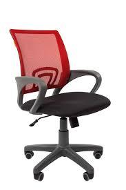 <b>Офисное кресло CHAIRMAN 696 серый</b> пластик — купить в ...