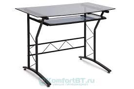 Купить Компьютерный <b>стол TetChair ST-F1018 стекло</b> ...
