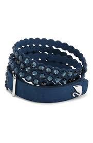 Женский <b>синий браслет</b> power <b>SWAROVSKI</b> — купить за 5480 ...