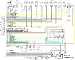 carbed ford message board • view topic 88 91 eec wiring diagram 88 91 eec wiring diagram