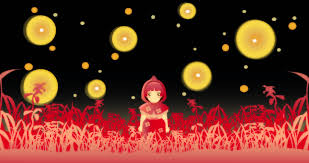 Image result for graveyard of fireflies