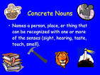 Images & Illustrations of concrete verb