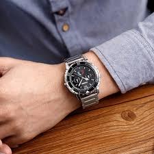 Men'S Watches Innovative Quartz Watch Business Watch ...